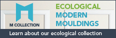 M Collection - Ecological Modern Mouldings
