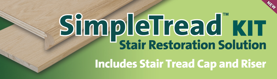 Simply Reface Your Worn Out Stairsu2026
